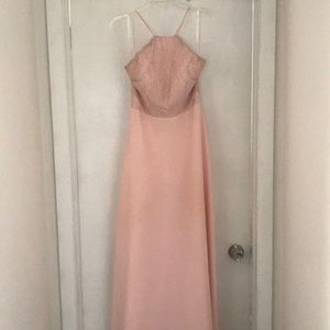Hayley Paige prom dress or bridesmaid dress